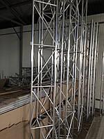 Алюмінієва мачта MА400 - висота 12м