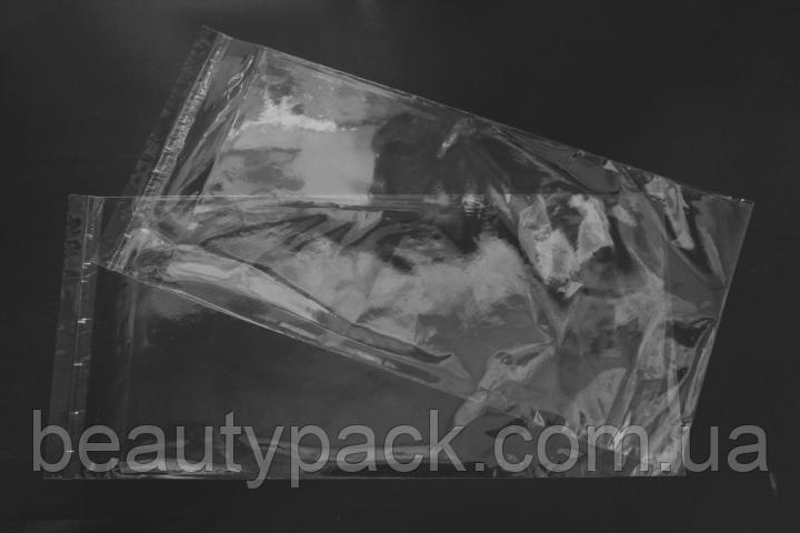 Полипропиленовые пакеты с клапаном 17 х23 см / уп-100шт 30МкМ