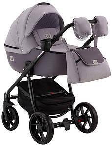 Детская универсальная коляска 2 в 1 Adamex Hybryd Plus BR228