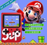 Портативная игровая приставка Ретро приставка игры 90-х Retro FC Sup Game Box 400 in 1