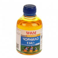 Водорастворимые чернила WWM E73 / Y Yellow (200 ml) (Совместимость: Epson L 100/110/200/210/300/350/355/550; S