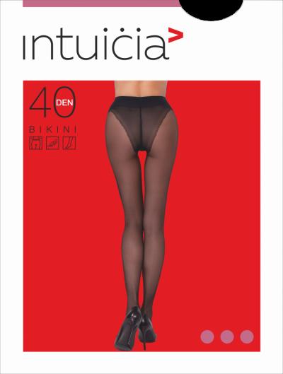 Колготки Интуиция Bikini 40 den