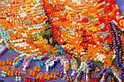 Набор-миди для вышивки бисером Веселая троица (20 х 20 см) Абрис Арт AMB-054, фото 5