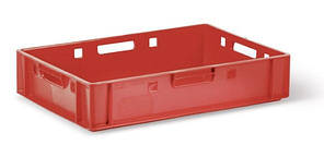 Ящик пластиковый (600х400х125)