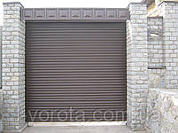 Гаражные рулонные ворота ТМ HARDWICK ш3500, в2100, фото 7