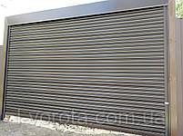 Рулонные ворота (стальной профиль 76) ТМ HARDWICK ш3500, в2100, фото 3