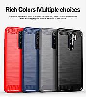 TPU чехол накладка Urban для Xiaomi Redmi Note 8 Pro (4 цвета)