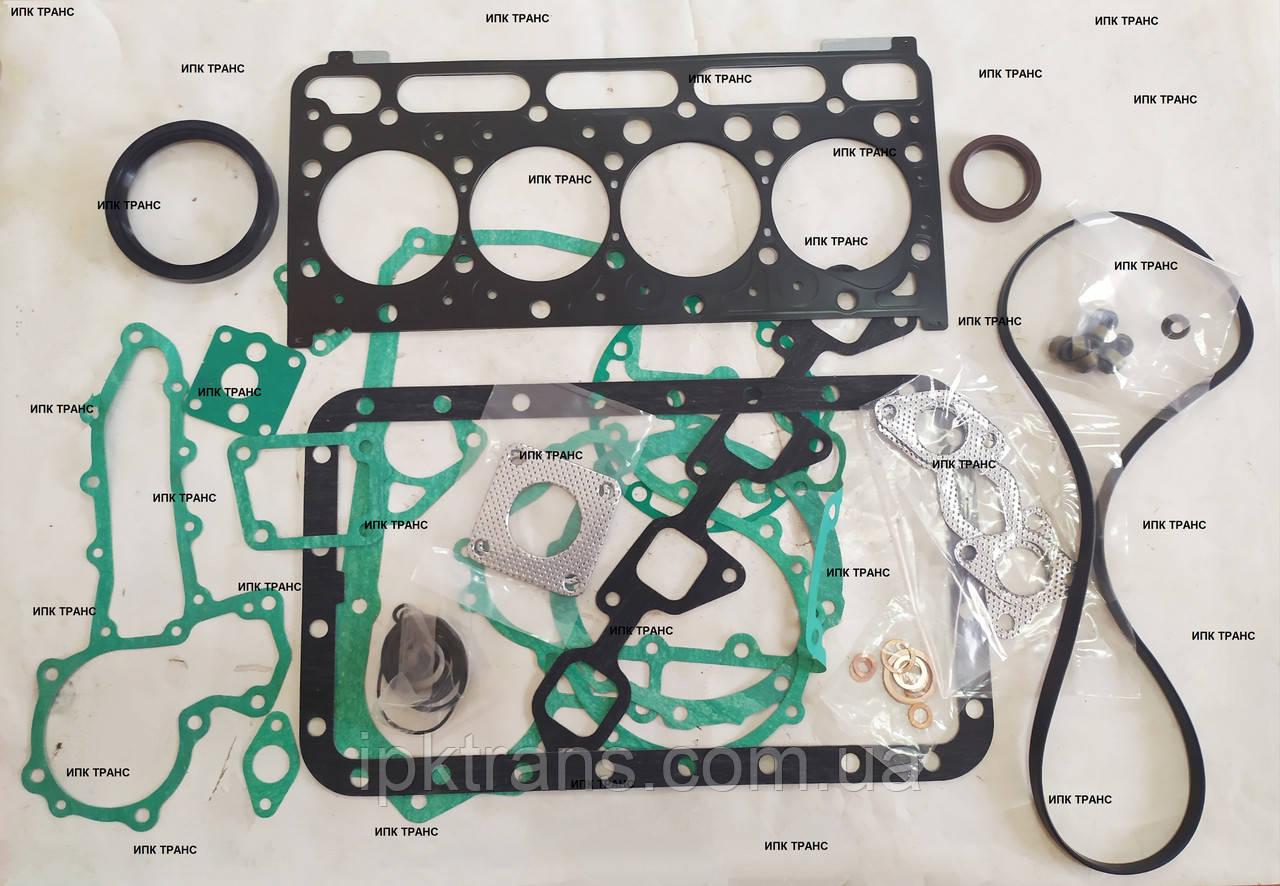 Ремкомплект прокладок на двигатель Kubota V2203 (3120 грн)