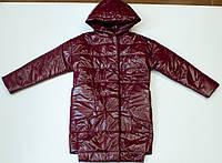 Демісезонне пальто на дівчинку ріст 134