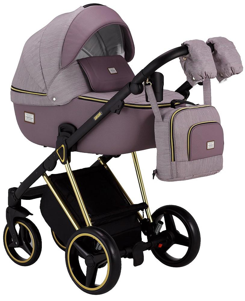 Детская универсальная коляска 2 в 1 Adamex Mimi Y811