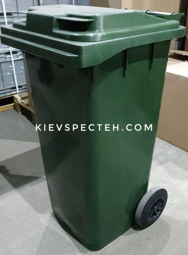 Контейнер пластиковий, iplast EN 840-120 л