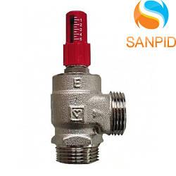 Перепускной клапан угловой Herz 4004 DN15 (1400441)