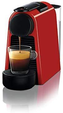 Кофемашина капсульная Nespresso Essenza Mini D30 Red (Неспрессо)