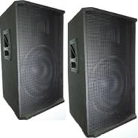 Активная+Пассивная акустическая система STEREO SET 2*15-650A активная + пассивная