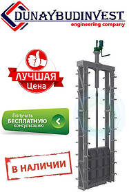 Щитовий затвор (Шандор) D=400 мм