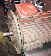 Электродвигатель електродвигун общепромышленный 4АМ 132 7,5 кВт/1000 об., фланцевый