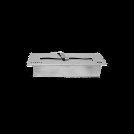 Горелка биокамина (топливный блок) HITZE малая, фото 2