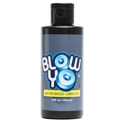 Лубрикант на водной основе BlowYo, 100 мл, фото 2