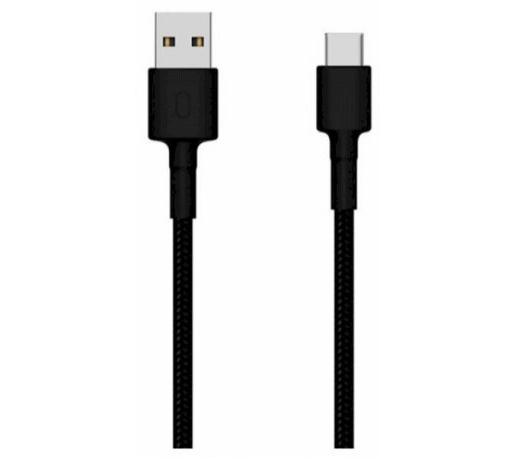 Кабель Xiaomi Braided USB Type-C Cable 1m Black
