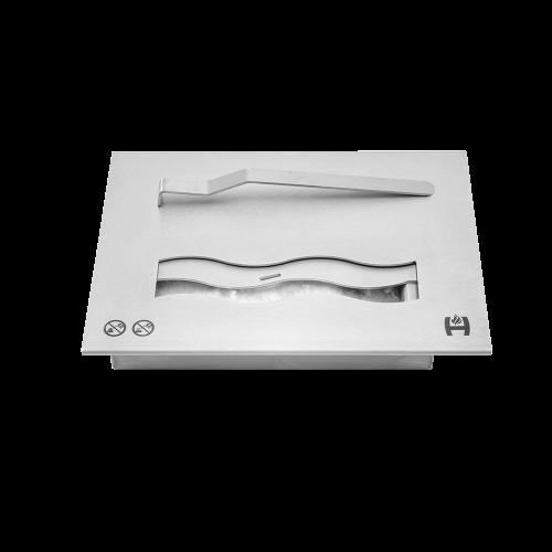 Пальник біокаміна (паливний блок) HITZE середня