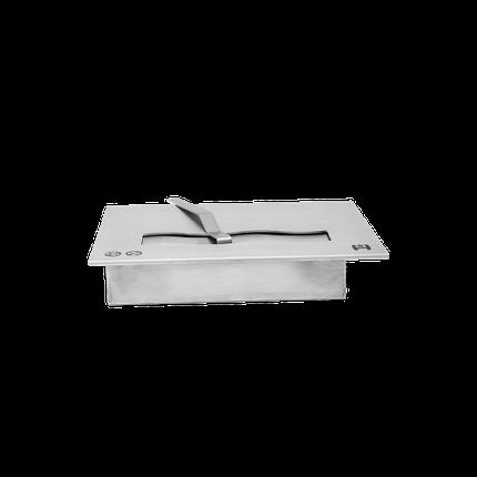 Пальник біокаміна (паливний блок) HITZE середня, фото 2