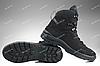 Тактические зимние ботинки / армейская военная обувь GROM (черный), фото 3