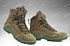 Тактические зимние ботинки / армейская военная обувь GROM (черный), фото 5