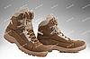 Тактические зимние ботинки / армейская военная обувь GROM (черный), фото 6