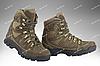 Ботинки тактические зимние / военная, армейские обувь КАСКАД (оливковый), фото 2