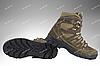 Ботинки тактические зимние / военная, армейские обувь КАСКАД (оливковый), фото 3