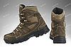 Ботинки тактические зимние / военная, армейские обувь КАСКАД (оливковый), фото 4