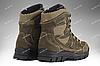 Ботинки тактические зимние / военная, армейские обувь КАСКАД (оливковый), фото 6