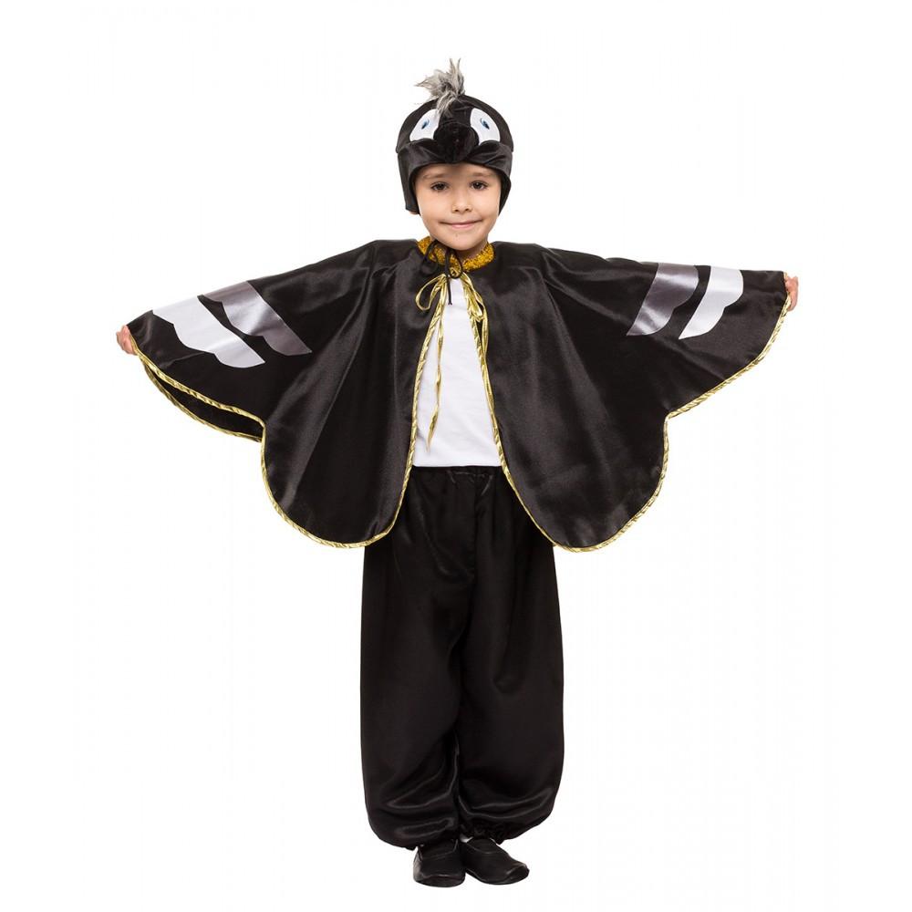 Комплект карнавального костюма Вороны для мальчика