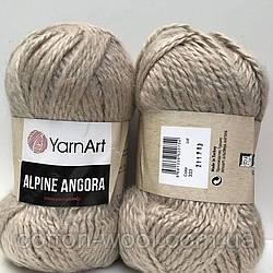 Alpine Angora (Альпіне Ангора) 20% - вовна, 80% - акріл 333