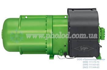 Полугерметичный компактный винтовой компрессор Bitzer CSVW24-125MY-40M