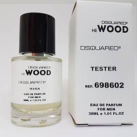 Dsquared He Wood Масляный тестер 30 мл #B/E