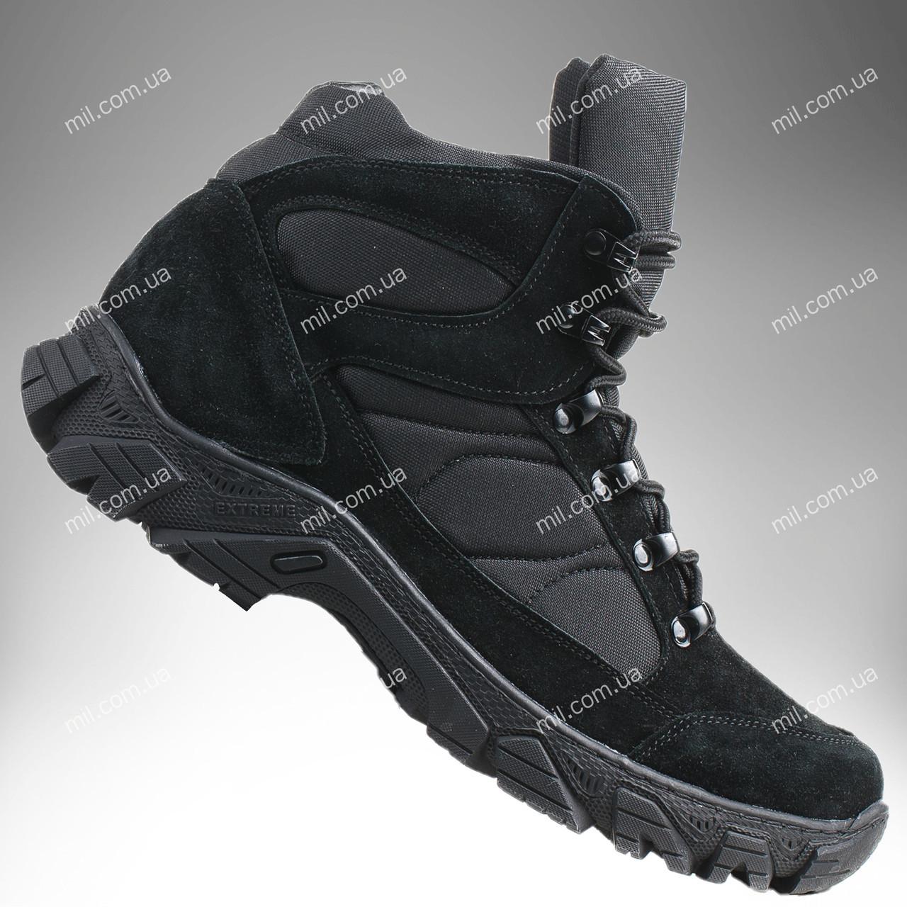 Зимние тактические ботинки / армейская, военная обувь ARMA Gen.II (черный)