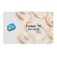 Смарт-карта RFID Ardix Card UHF (Чип Alien Higgs 3), 20 шт., белая, 01-024