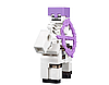 Конструктор Bela My World Minecraft Нападение армии скелетов 10989 463 детали, фото 5