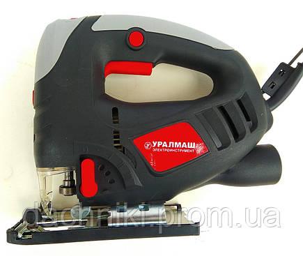 Лобзик електричний УРАЛМАШ ПЛЭ 1300 (лазер,кейс), фото 2