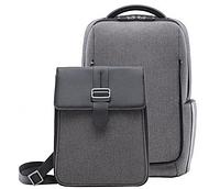 Рюкзак и сумка Xiaomi Mi Fashion Commuter Backpack Gray