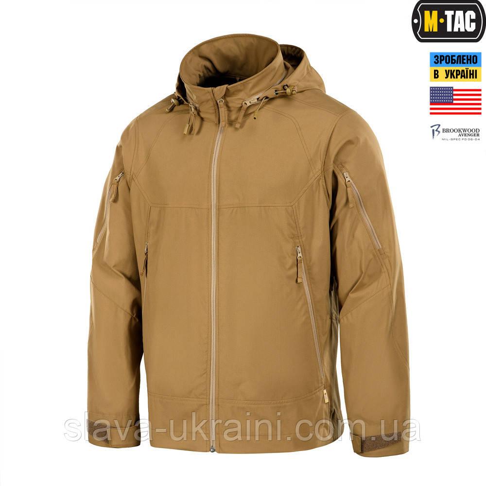 Куртка M-Tac Flash Coyote