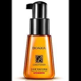 Восстанавливающее масло-кондиционер  BioAqua для сухих, поврежденных, тусклых волос 70 мл