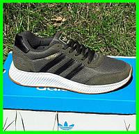 Кроссовки Мужские Adidas Iniki Runner Boost Адидас (размеры: 41,43) Видео Обзор
