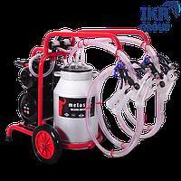 Доїльний апарат для чотирьох кіз Melasty TKKC 4-AS