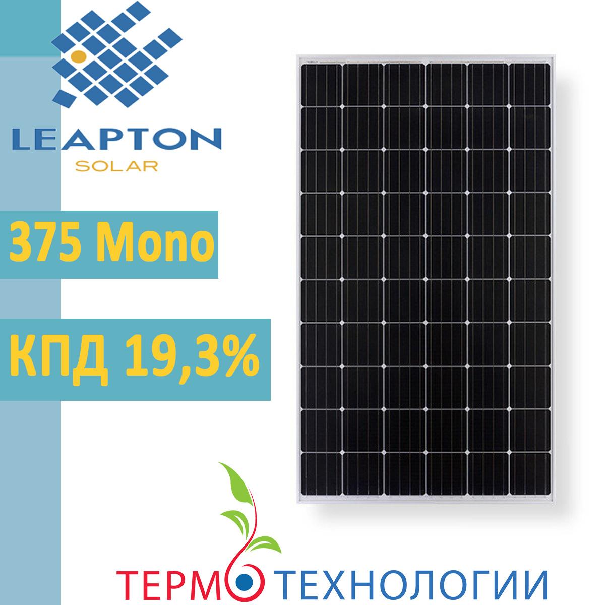Солнечная батарея Leapton 375 Вт, Mono