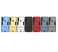 PC + TPU чехол Metal armor для Xiaomi Redmi Note 8 (7 цветов)