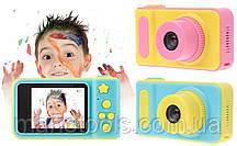 Детский цифровой фотоаппарат Smart Kids Camera V10