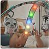 Развивающий коврик Lionelo Paula со светом и музыкой, фото 8