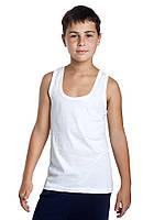 Майка детская белая EZGI р.42/9-10 (Арт.:MD0003-42)